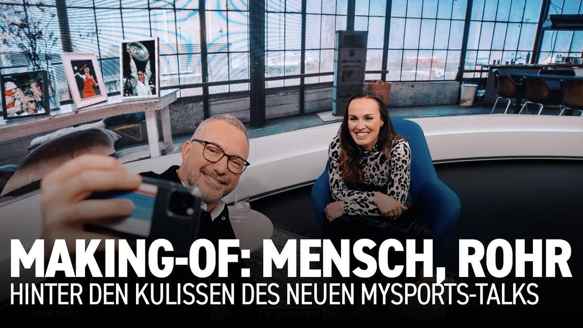 Making-Of: Mensch, Rohr