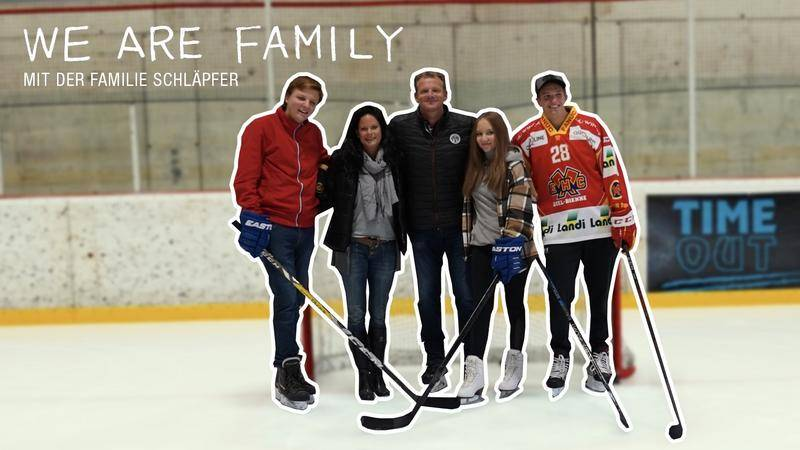«WE ARE FAMILY»: Familie Schläpfer