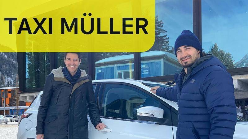 Taxi Müller: Mit Andres Ambühl