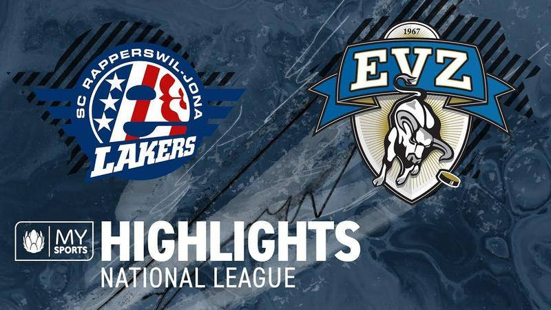 SCRJ Lakers vs. Zug 2:4 - Highlights National League l Halbfinal, Spiel 2 (0:2)