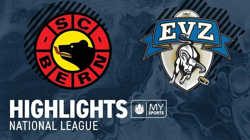 Bern vs. Zug 6:2 - Highlights National League l Playoff-Viertelfinal, Spiel 4 (2:2)