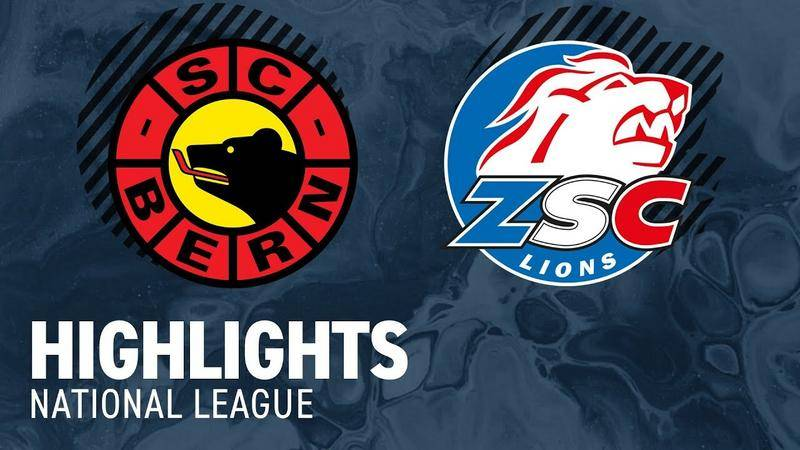 Bern vs. ZSC Lions 0:3 - Highlights National League