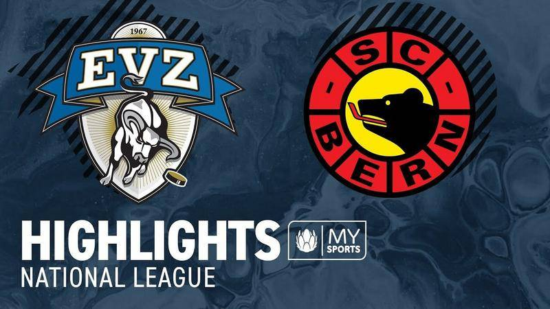 Zug vs. Bern 5:2 - Highlights National League l Viertelfinal, Spiel 5 (3:2)