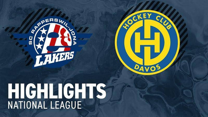 SCRJ Lakers vs. Davos 5:7 - Highlights National League