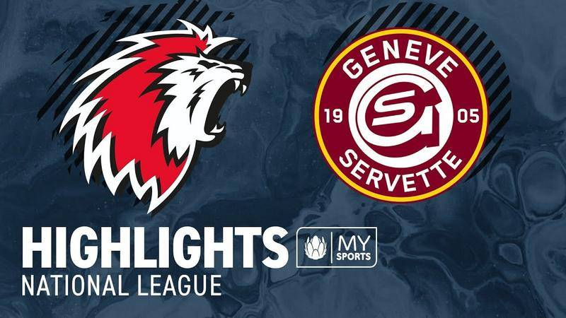 Lausanne vs. Genf 1:5 - Highlights National League
