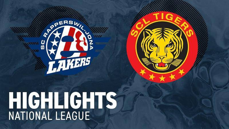 SCRJ Lakers vs. SCL Tigers 3:2 - Highlights National League