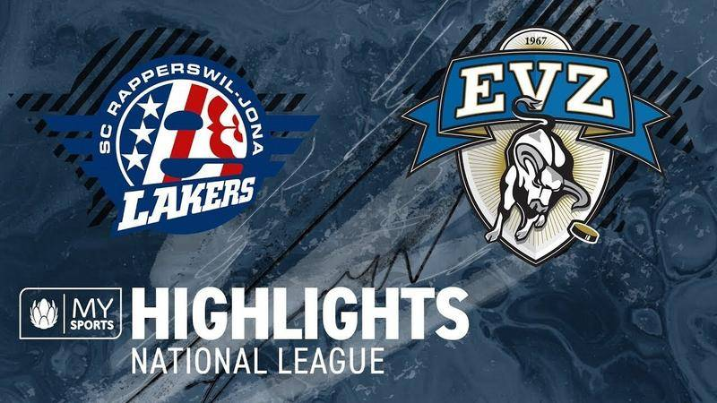 SCRJ Lakers vs. Zug 3:6 - Highlights National League l Halbfinal, Spiel 4 (1:3)
