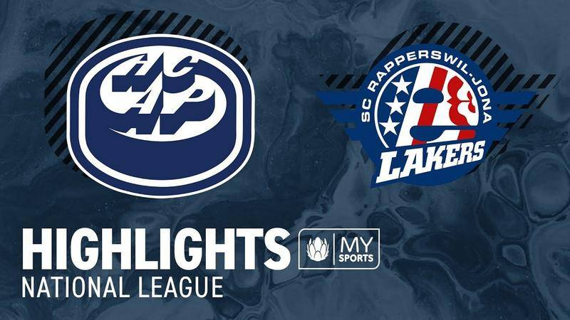 Ambri vs. SCRJ Lakers 2:4 - Highlights National League