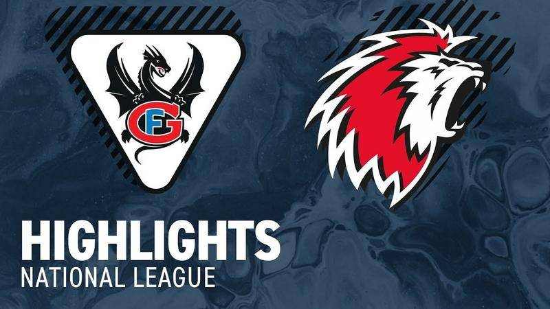 Fribourg vs Lausanne 1:2 - Highlights National League