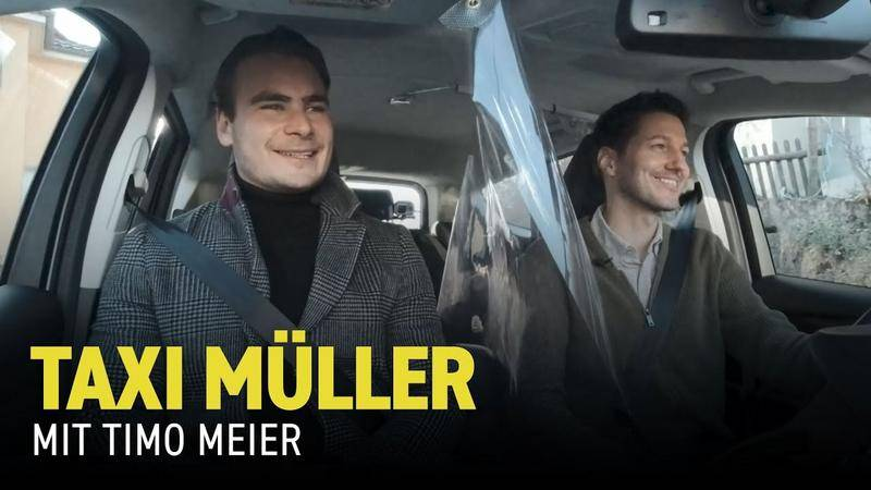 Taxi Müller: Mit Timo Meier