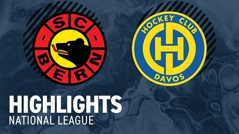 Ber vs. Davos 1:2 - Highlights National League