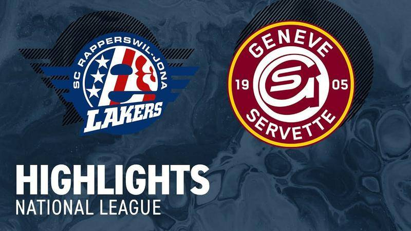 SCRJ Lakers vs. Genf 2:1 - Highlights National League