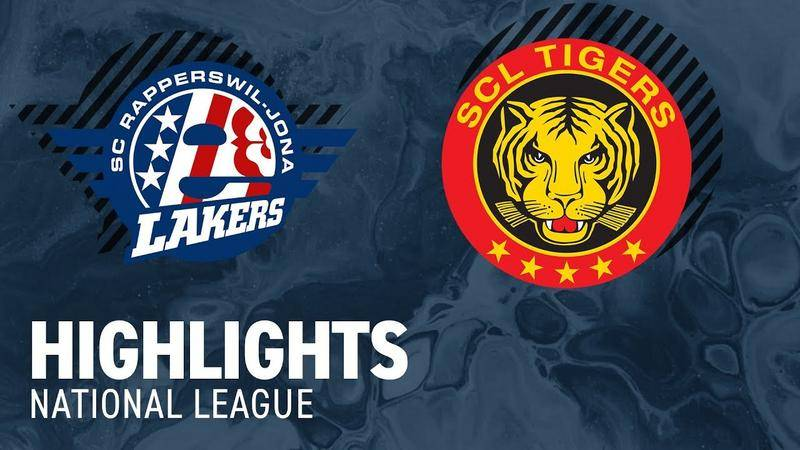 SCRJ Lakers vs. SCL Tigers 4:2 - Highlights National League