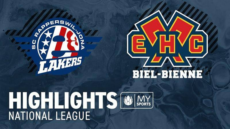 SCRJ Lakers vs. Biel 3:1 - Highlights National League l Pre-Playoffs, Spiel 2 (2:0)