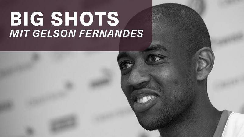 Big Shots: Gelson Fernandes - #Homemade