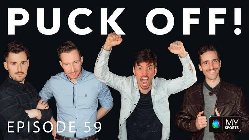 PUCK OFF! Episode 59 - Berner Cupsieg und sonntägliche Playoff-Prognosen!