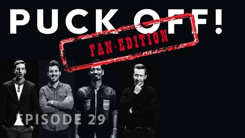 PUCK OFF! - Episode Nr. 29 - The stage is yours! Puckoff Fan-Edition