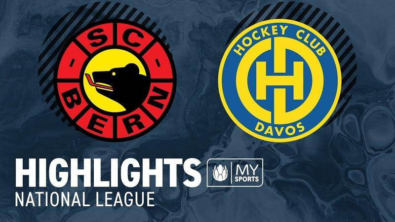 Bern vs. Davos 0:3 - Highlihgts National League l Pre-Playoffs, Spiel 2 (1:1)