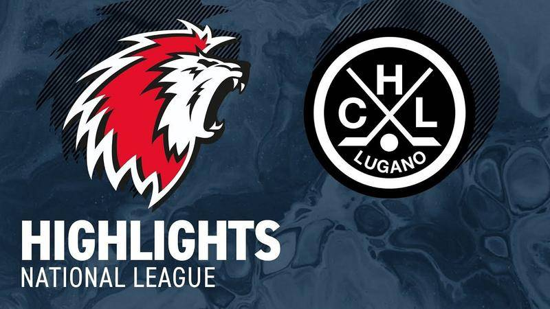 Lausanne vs. Lugano 2:1 - Highlights National League