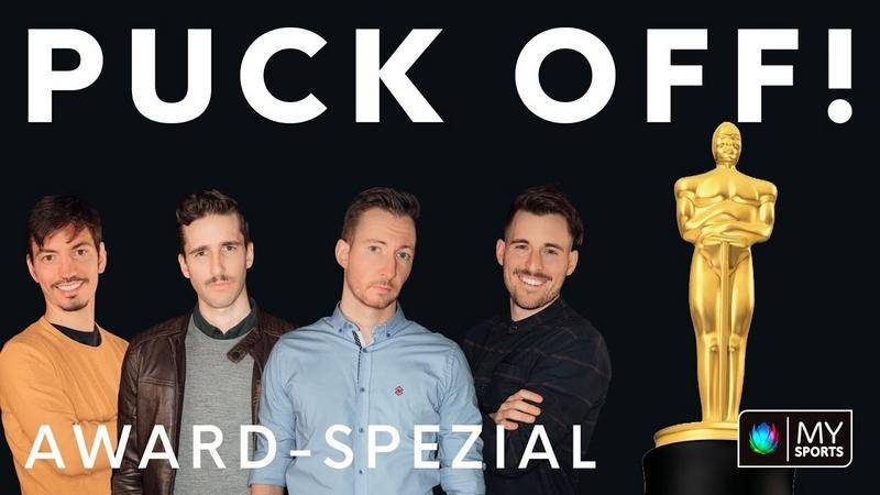 PUCK OFF! Episode 70 - Award-Spezial zum Saisonende