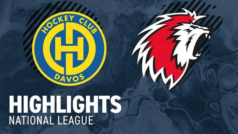 Davos vs. Lausanne 4:3 – Highlights National League