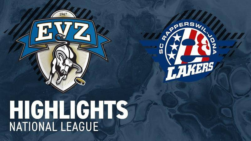 Zug vs. SCRJ Lakers 6:1 - Highlights National League l Halbfinal, Spiel 1 (1:0)