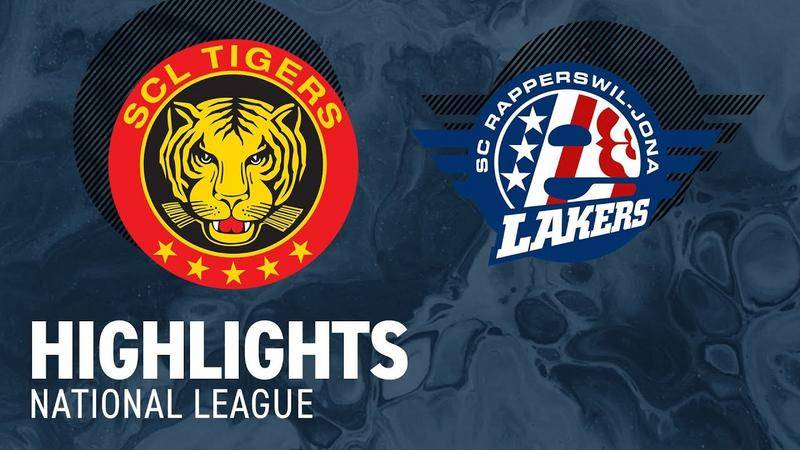 SCL Tigers vs. SCRJ Lakers 0:1 - Highlights National League