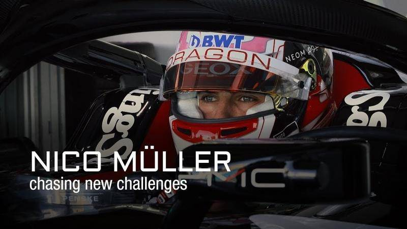 Nico Mueller - Chasing New Challenges (Documentary)