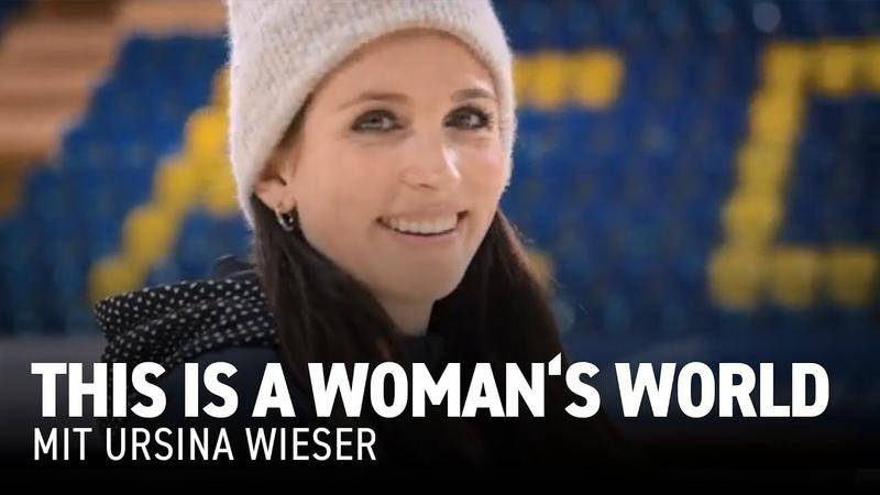 This is a womans World mit Ursina Wieser