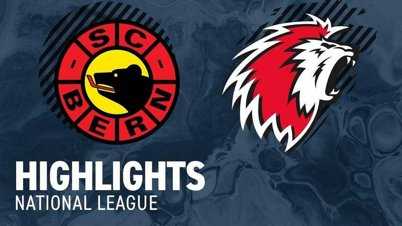 Bern vs. Lausanne 6:5 nV - Highlights National League