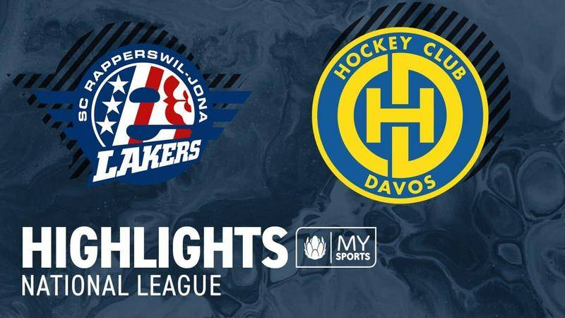 SCRJ Lakers vs. Davos 2:4 - Highlights National League
