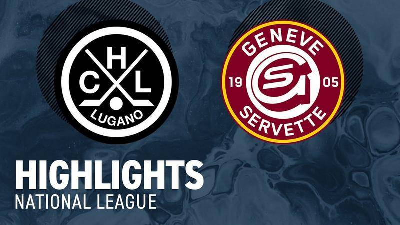 Lugano vs. Genf 2:0 - Highlights National League