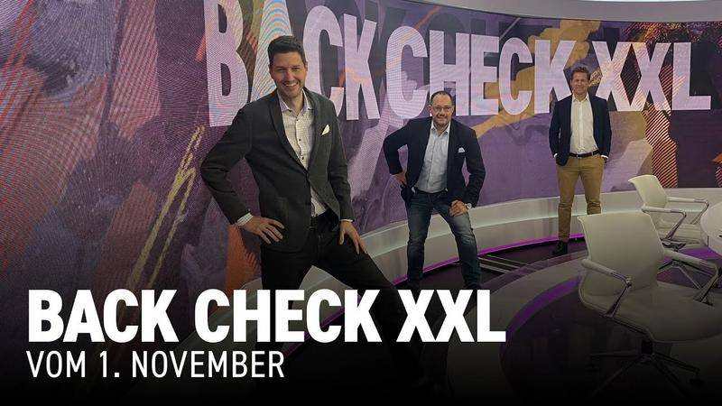 Back Check XXL vom 1. November