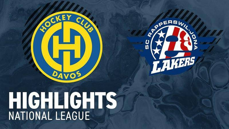 Davos vs. SCRJ Lakers 7:4 - Highlights National League