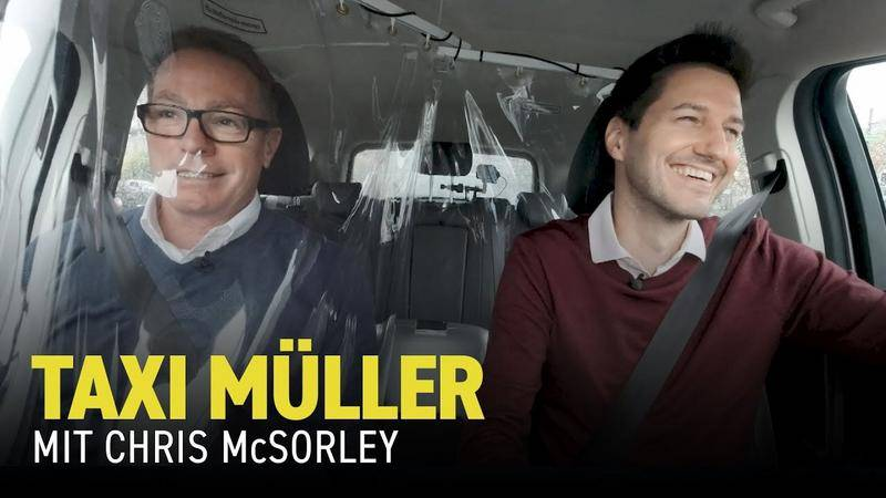 Taxi Müller: Mit Chris McSorley