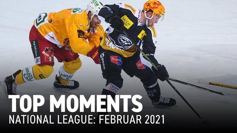 Die Top 10 des Monats Februar 2021 - National League