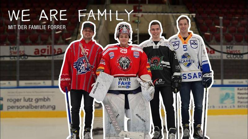 WE ARE FAMILY: Familie Forrer – #Homemade