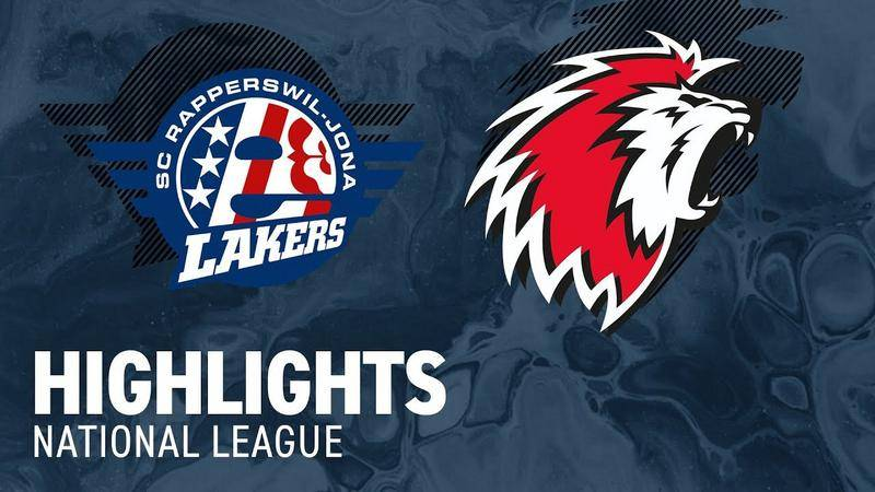 SCRJ Lakers vs. Lausanne 4:5 nP - Highlights National League