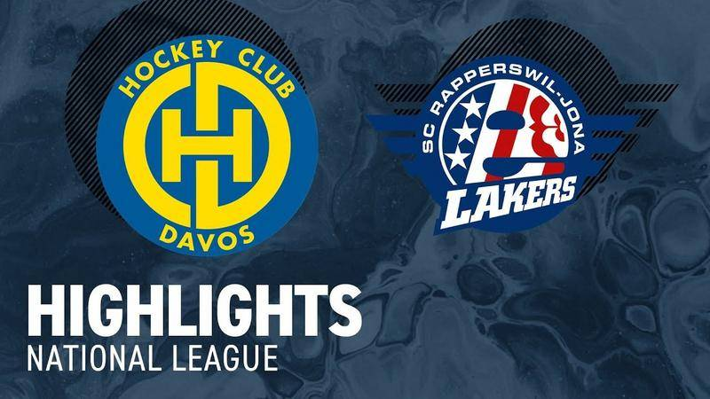 Davos vs. SCRJ Lakers 9:2 - Highlights National League