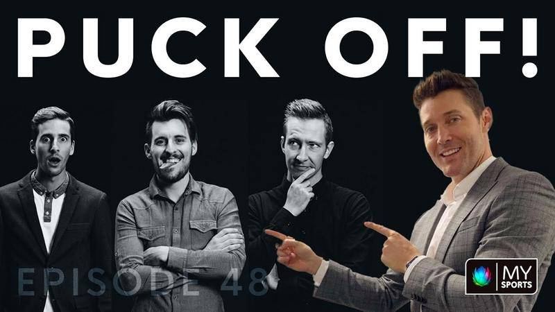 PUCK OFF! Episode Nr. 48 - Helpstone on fire